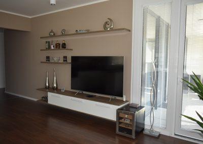 obývačka na mieru