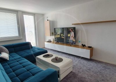 3-izbový byt Ružinov P&K