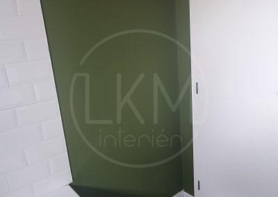 Zariadenie kúpeľne a vešiakový panel